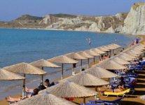 Spiaggia Xi di Cefalonia
