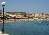 Spiaggia Agia Pelagia di Creta