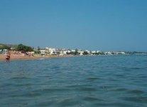 Spiaggia Stalos di Creta