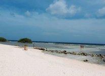 Spiaggia Mangel Halto di Aruba.jpg