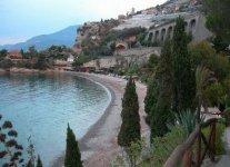 Spiaggia baia Benjamin di Ventimiglia.jpg