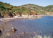 Spiaggia di Terranera Isola d'Elba