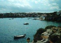 Spiaggia Na Macaret di Minorca