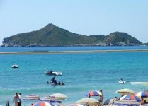 Spiaggia Agios Georgios di Corfù
