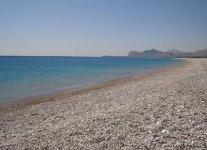 Spiaggia Traganou di Rodi