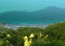 Spiaggia Punta Corvo di Ameglia