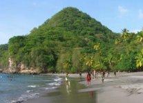 Anse Céron di Martinica
