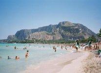 Spiaggia Mondello di Palermo