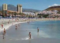 Spiaggia de Las Vistas di Tenerife