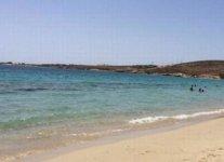 Spiaggia Marchello di Paros