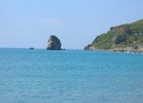 Spiaggia della Scogliera dei Rizzi di Cetraro
