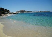 Spiaggia Orkos di Naxos