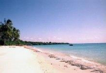 Spiaggia Mangapwani di Zanzibar