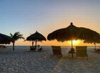 Manchebo Beach di Aruba