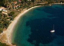 Spiaggia Glyfa di Alonissos