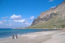 Spiaggia Baia di Cornino