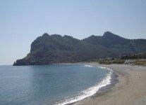 Spiaggia Kolimbia di Rodi