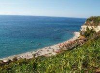Spiaggia del Tono di Ricadi