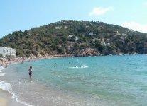 Cala Sant Vicent di Ibiza