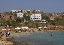 Spiaggia Fabrika di Syros