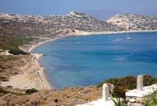 Spiagge dell'isola di Nikouria