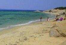 Spiaggia Aliko di Naxos