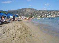 Spiaggia Stalida di Creta