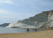 Spiaggia Scala dei Turchi di Realmonte