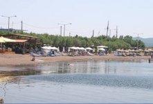 Spiaggia Skala Kalonis di Lesbo