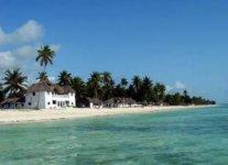 Spiaggia Jambiani di Zanzibar