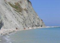 Spiaggia Mezzavalle di Ancona