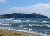 Spiaggia Le Saline di Palinuro
