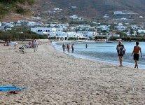 Spiaggia Livadia di Paros
