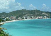 Great Bay Beach di Saint Martin