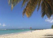 Worthing Beach di Barbados