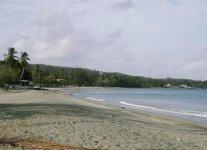 Turtle Beach di Tobago