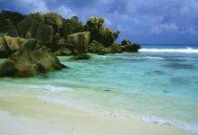 Spiaggia Anse Cocos di La Digue