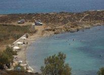 Spiaggia Santorinoi di Syros