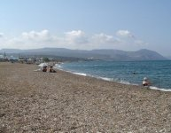 Spiaggia di  Latchi Polis