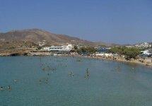 Spiaggia Agathopes di Syros