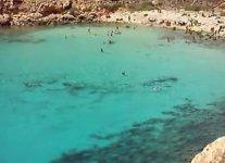 Cala Pulcino di Lampedusa