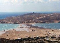 Spiaggia Prassonissi di Rodi