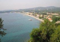Spiaggia Ipsos Corfù