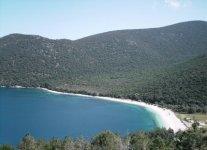 Spiaggia Antisamos di Cefalonia