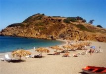 Spiaggia Xanemos di Skiathos
