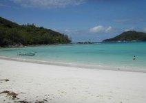 Spiaggia Port Launay di Mahè