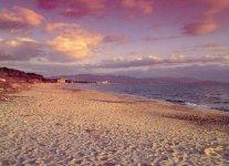 Spiaggia del Parco Costiero della Sterpaia