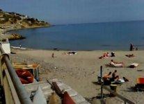 Spiaggia dei Tre Ponti di Sanremo