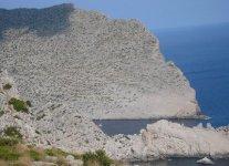 Cala Castell di Maiorca