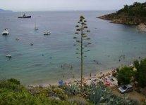 Spiaggia delle Cannelle Isola del Giglio